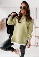 Bluza On The Street Olive