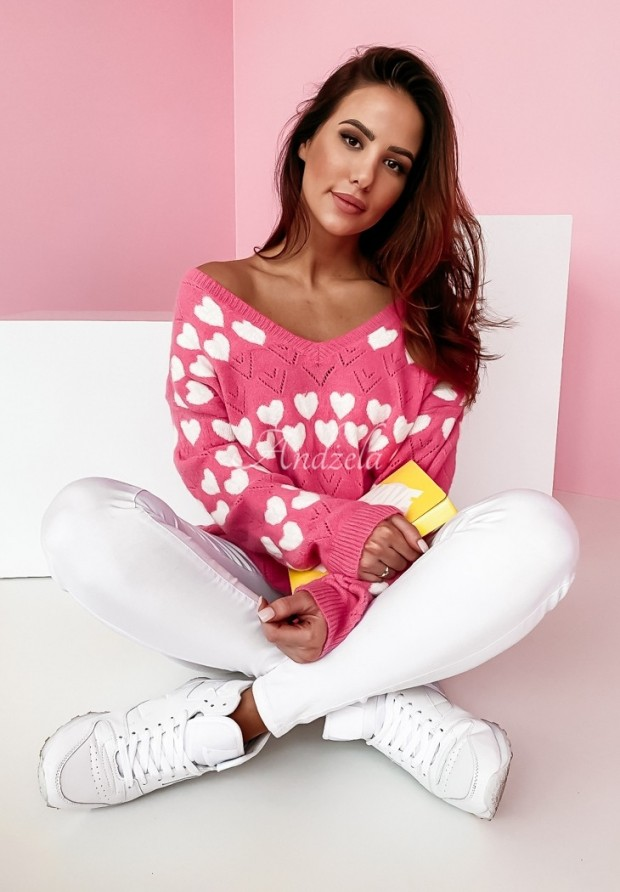 Sweter Sweetie Pink