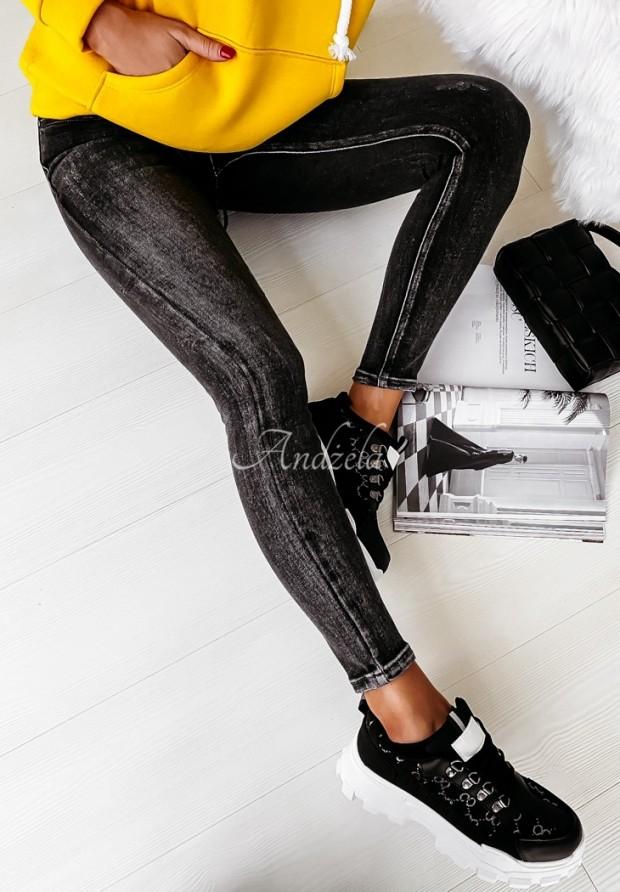 Spodnie Jeans Baldwin Dark