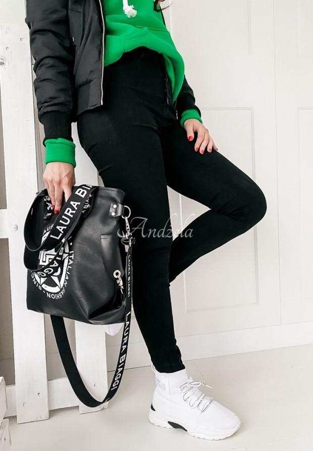 Spodnie Jeans Glassel Black