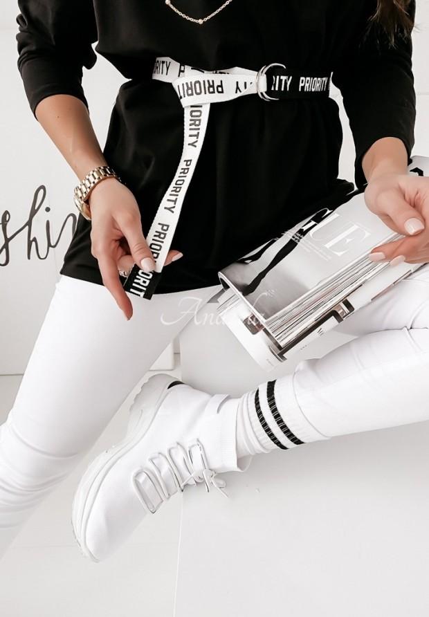 Pasek Priority Black&White