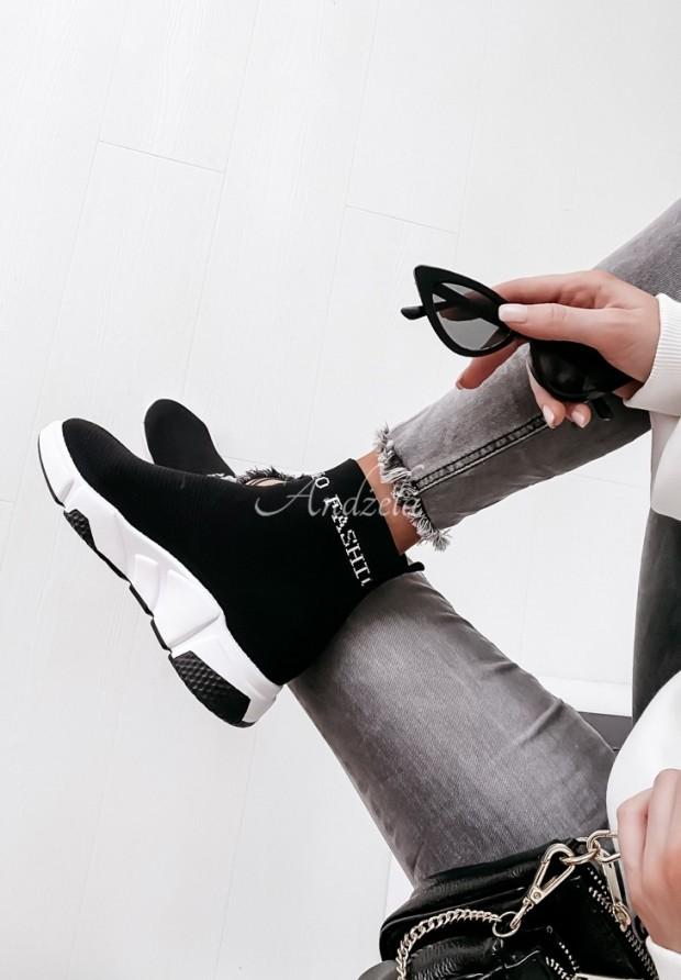 Adidasy Fashion Black