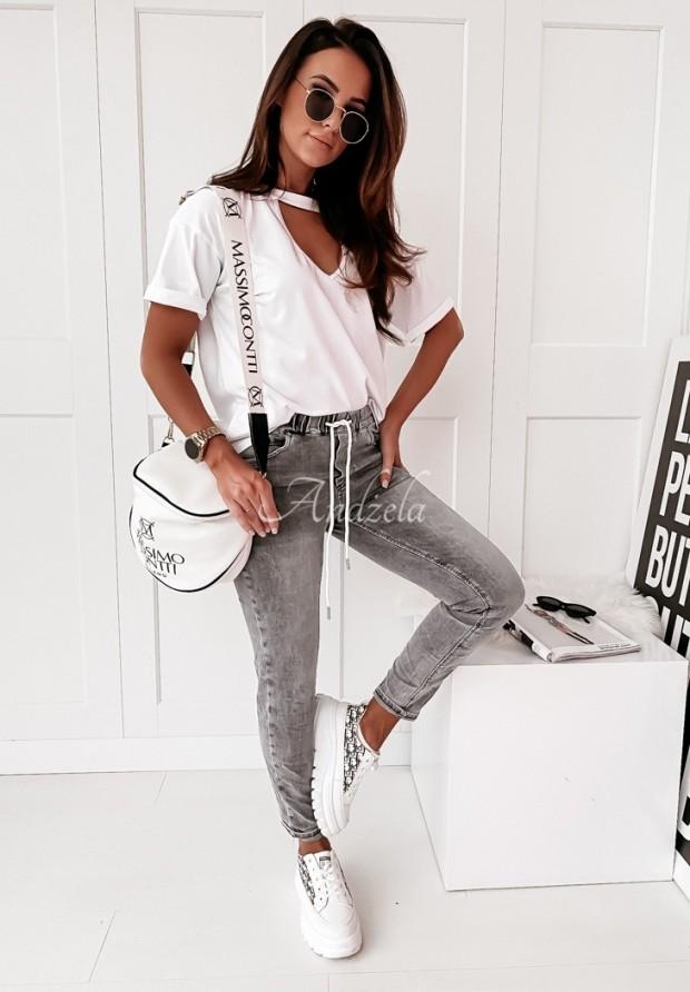 Spodnie Abele Jeans Grey