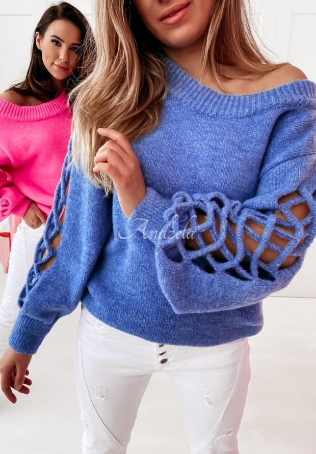 Sweter Dorita Blue