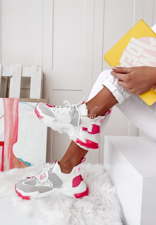 Adidasy Else Pink