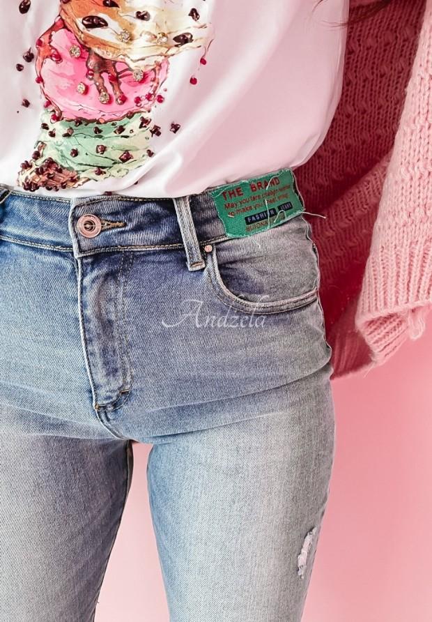 Spodnie Jeans Nolan