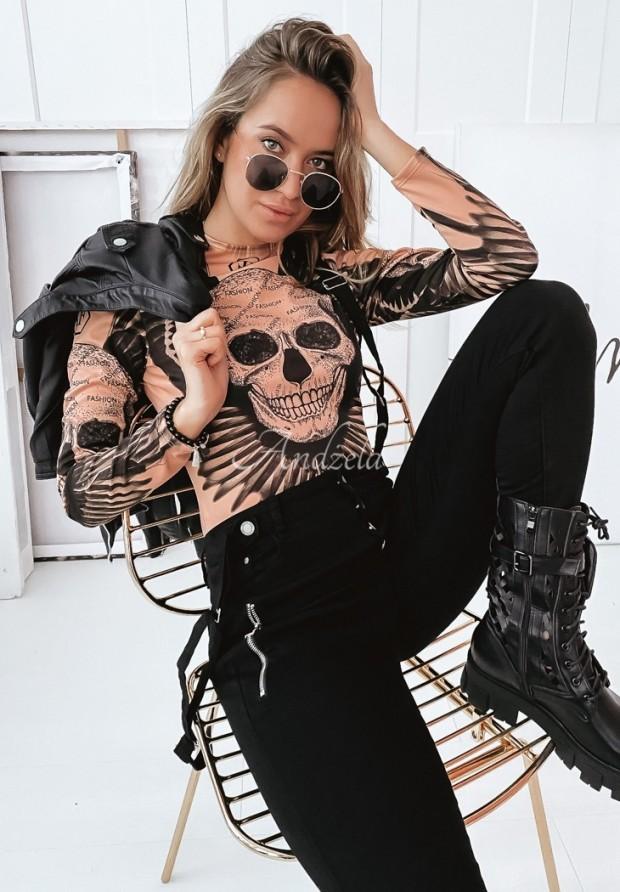БОДИ Skull