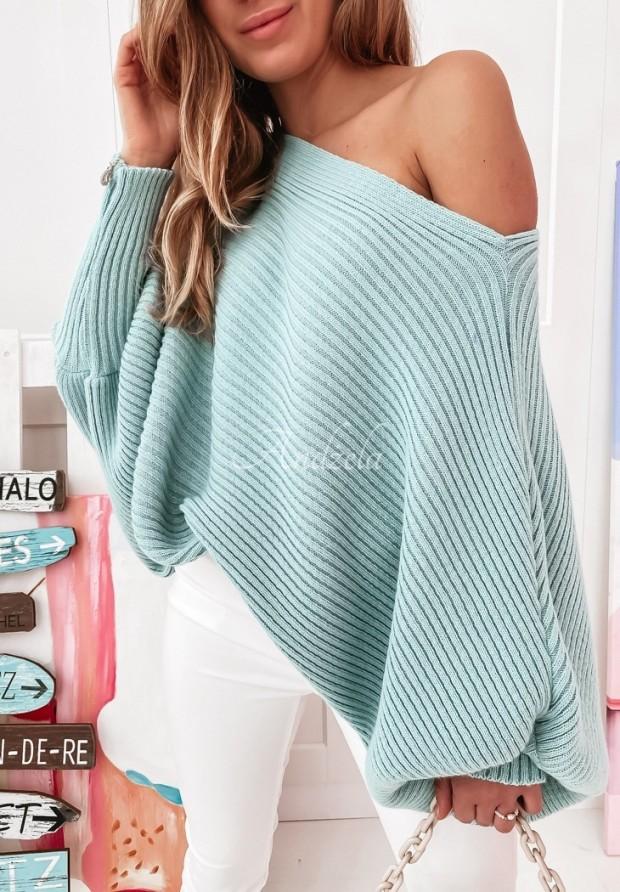 Sweter Fezja Mint