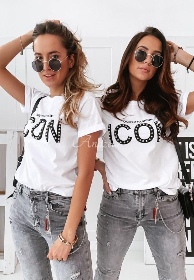T-shirt Icon Fashion White