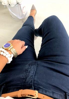 276-68 Spodnie Classy Granat