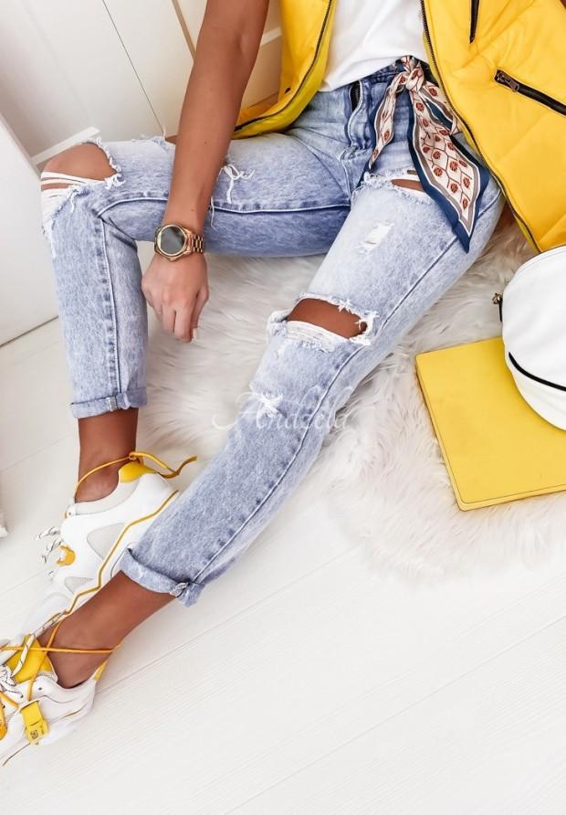 Spodnie Dilan Jeans