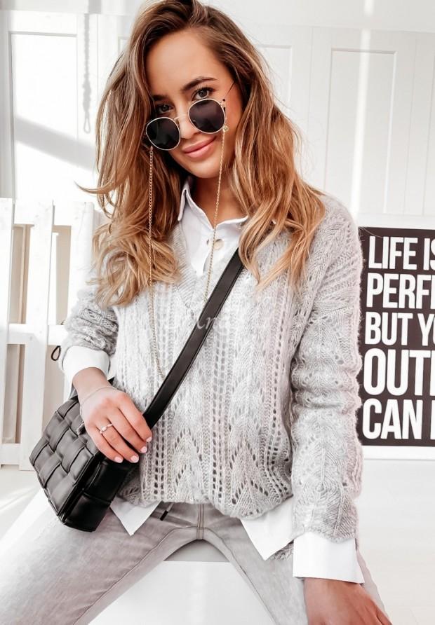 Sweter Salatiga Grey