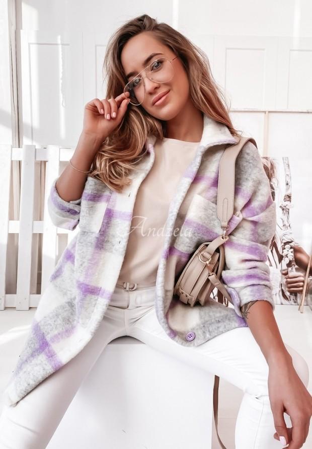 Koszula Katana Drenaris Grey&Lilac