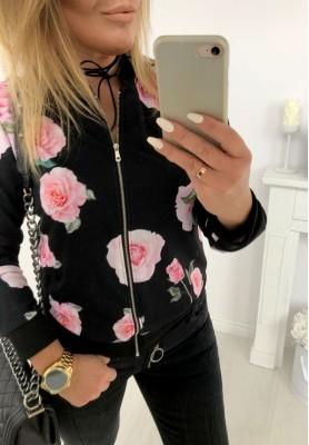 Bluza Black Roses