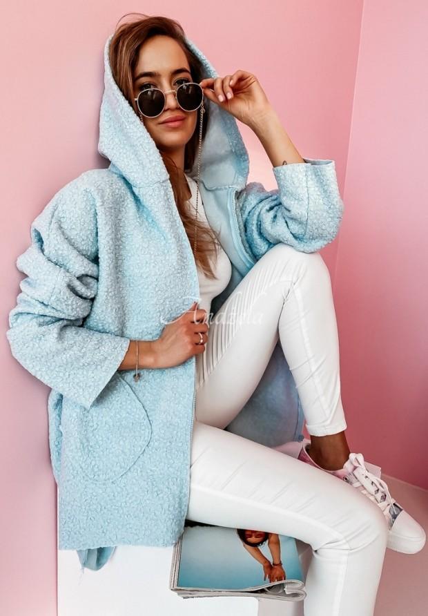 Płaszcz Bluza  Lavin Blue
