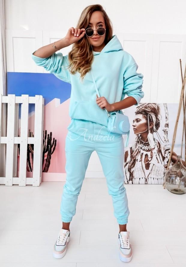 Spodnie Beverly Blue