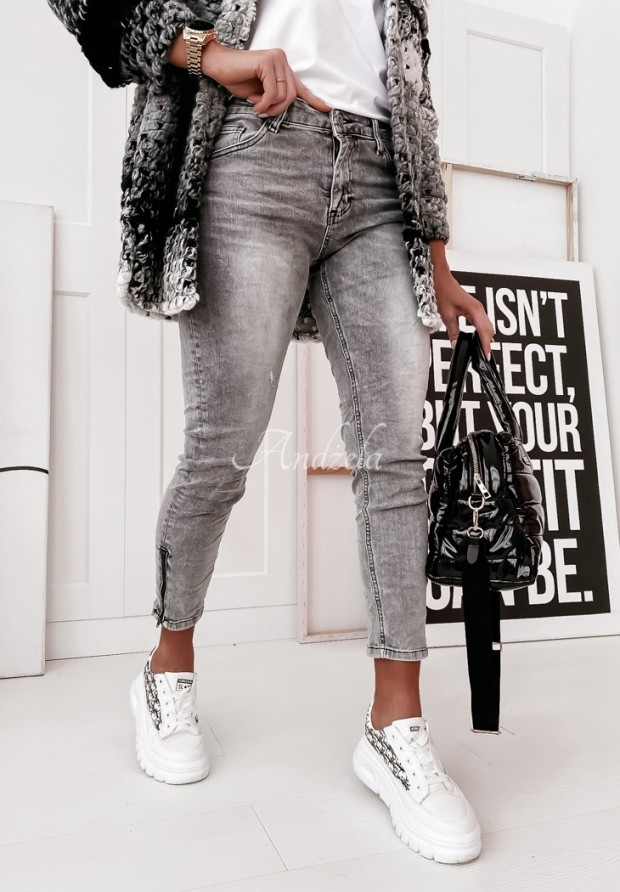 Spodnie Tua Jeans Grey
