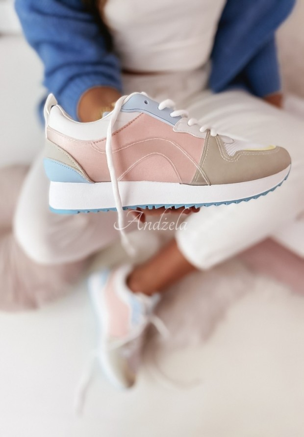 Adidasy Ibo Pastel Color
