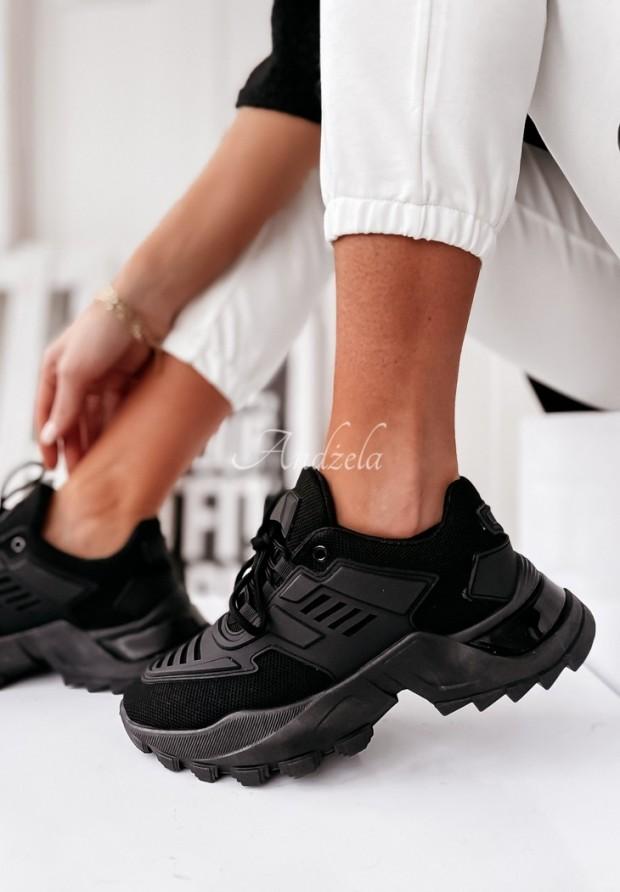 Adidasy Pure Black