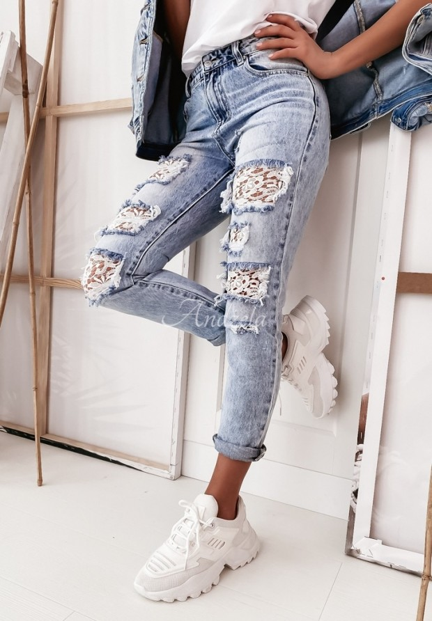Spodnie Olya Jeans