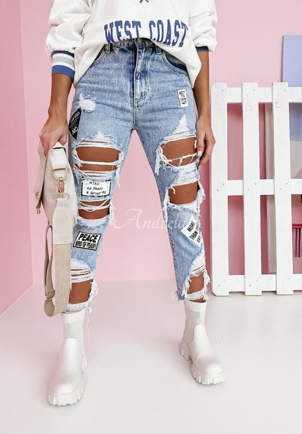 Spodnie Draw Jeans