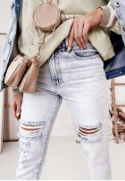 Spodnie Jeans Tanner