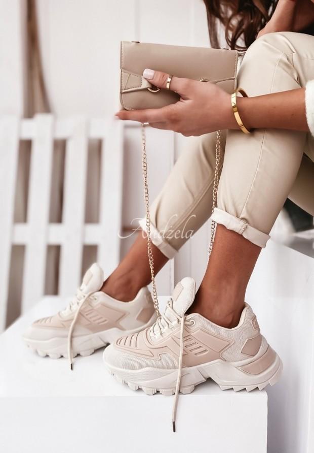 Adidasy Pure Beige