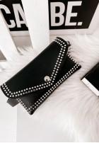 Nerka Glamour Black&Silver
