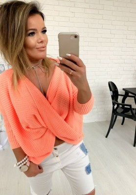 Sweter Fly Orange