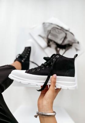 Trampki Trendy Black