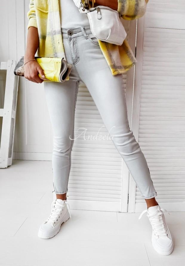 Spodnie Alessio Jeans Grey