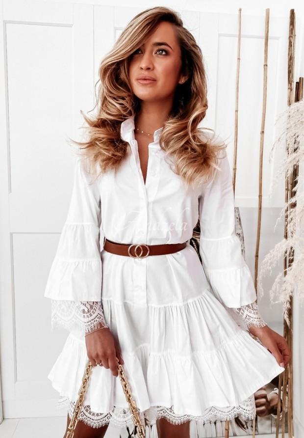 Sukienka Palmera White