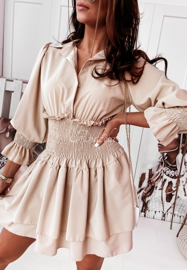 Sukienka Caorle Beige