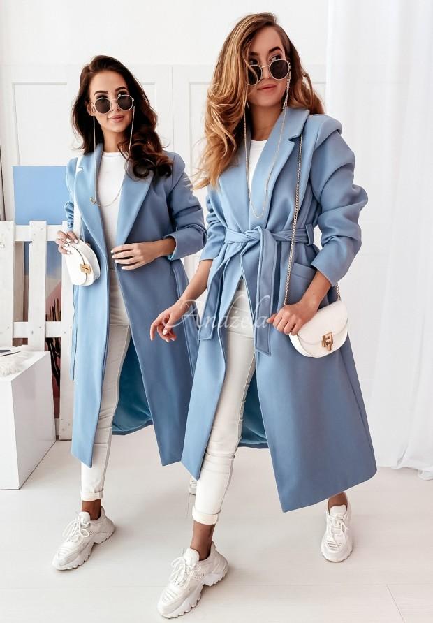 Płaszcz Sensual Blue