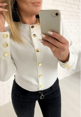 Koszula Palermo White