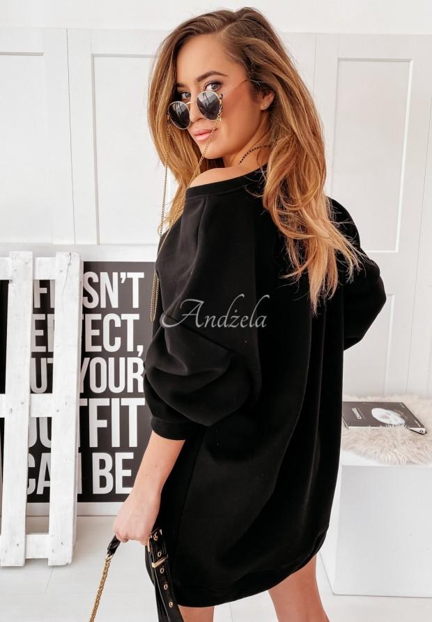 Bluza Oversize Lovalbe Black
