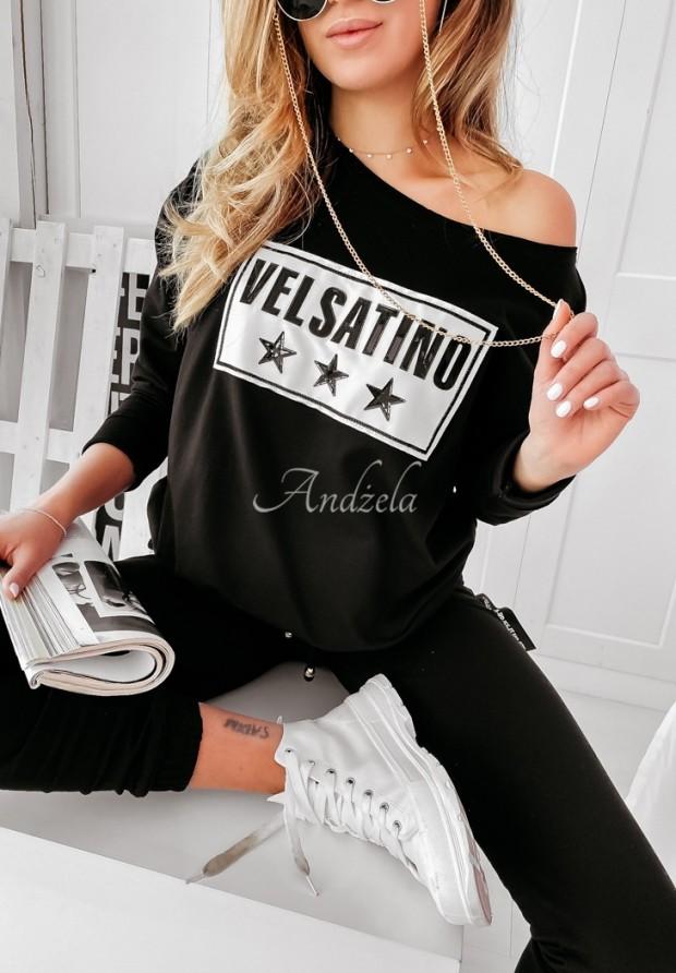 Bluza Velsatino Ziller Black