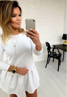 Sukienka Emi Biała