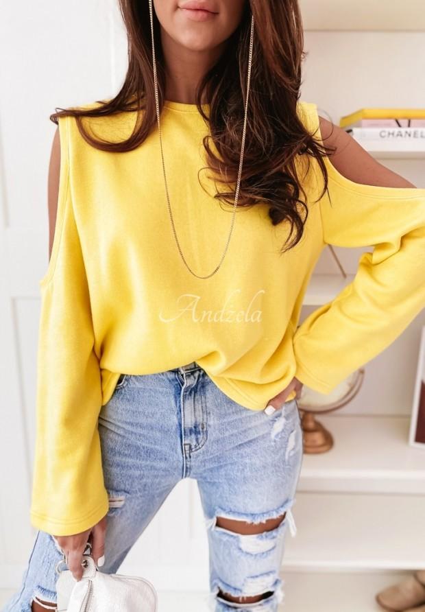 Sweter Paletti Yellow