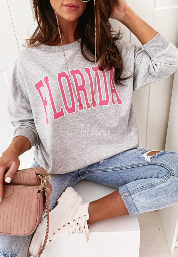 Bluza Florida Grey