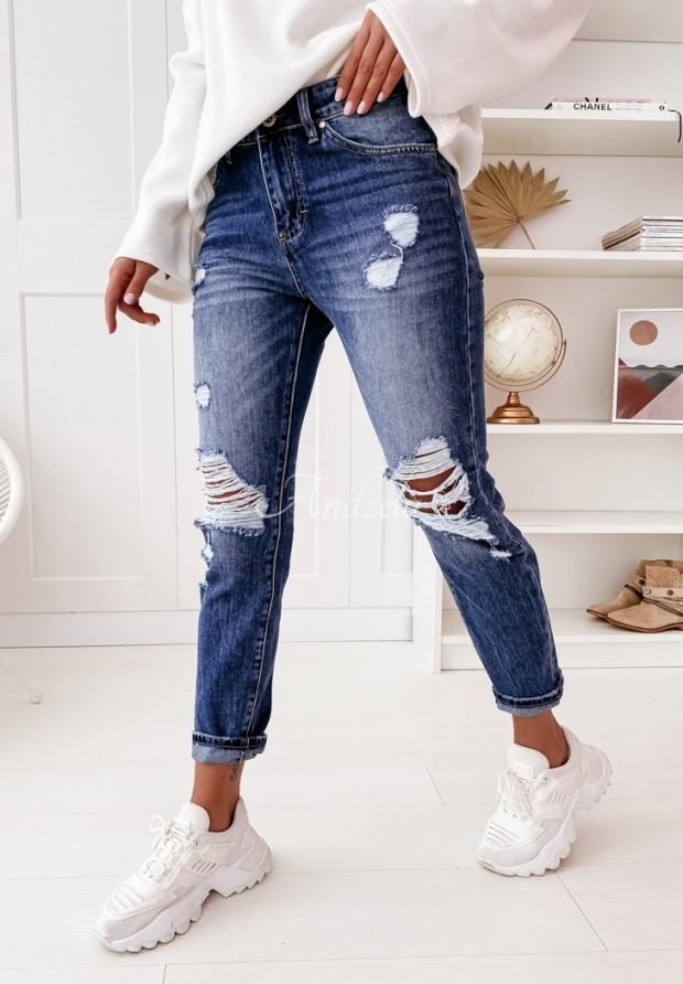 Spodnie Ageo Jeans