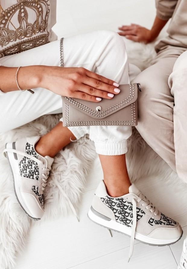 Nerka Glamour Mokka&Silver