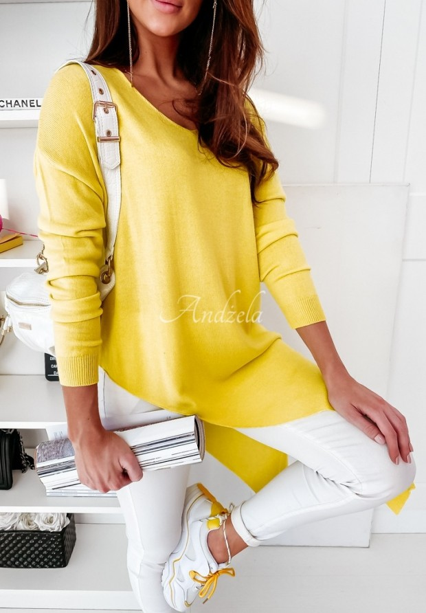 Sweter Beretta Yellow