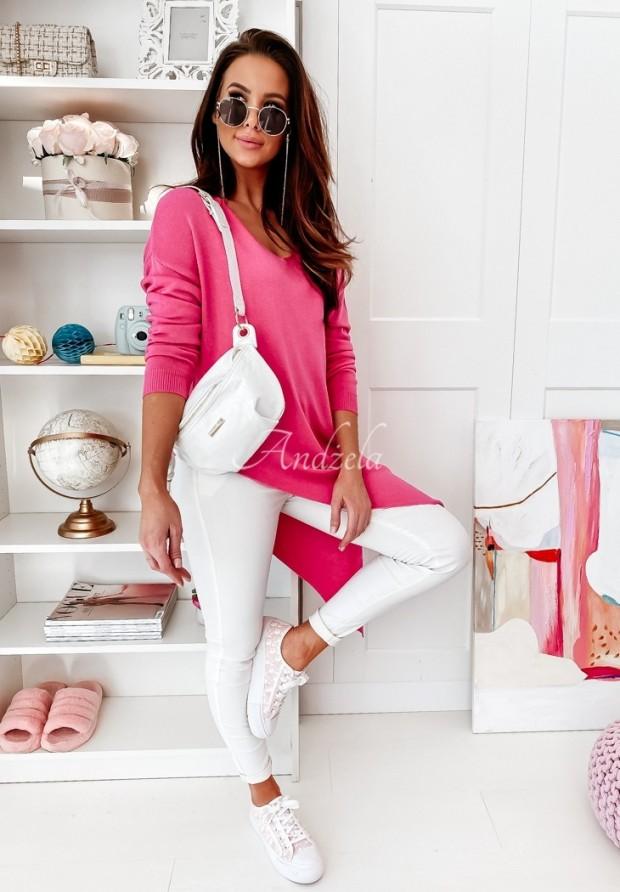 Sweter Beretta Pink