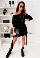 Bluza Sukienka Labos Black