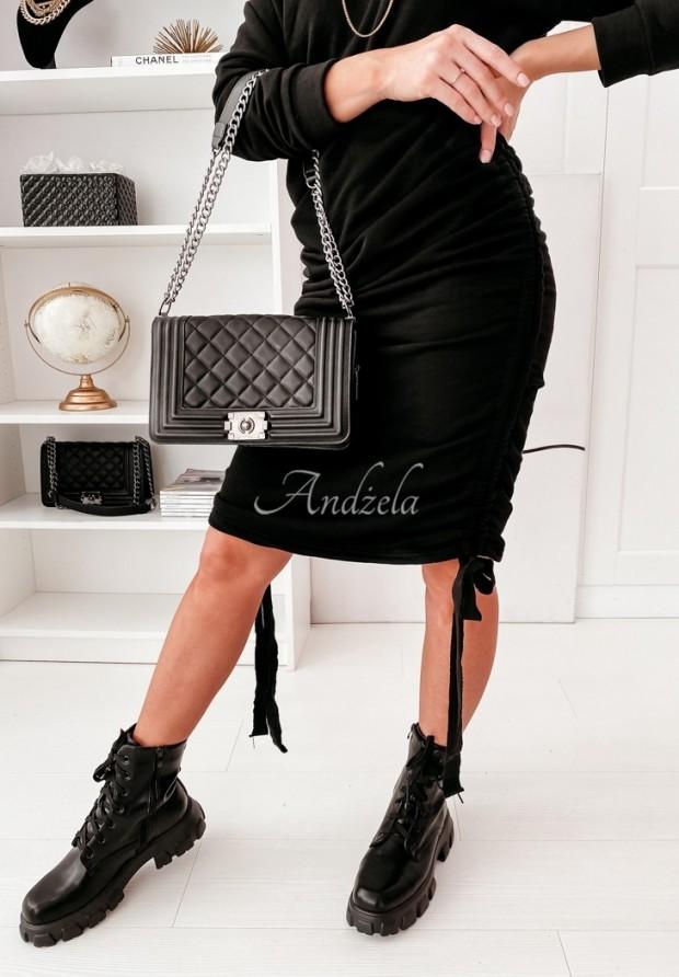 Bluza Sukienka Catania Black