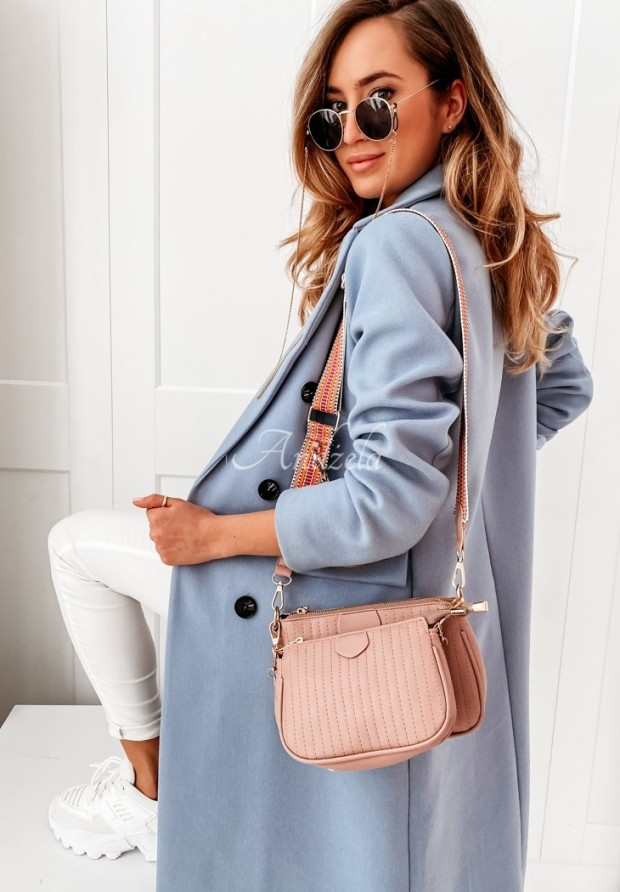 Płaszcz Caramell Blue
