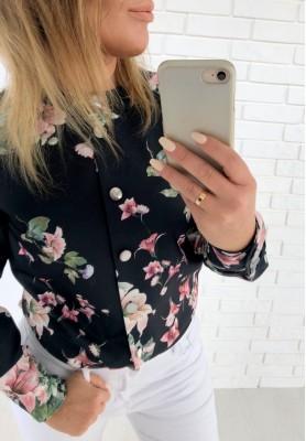 Bluzka Koszula Palermo Black