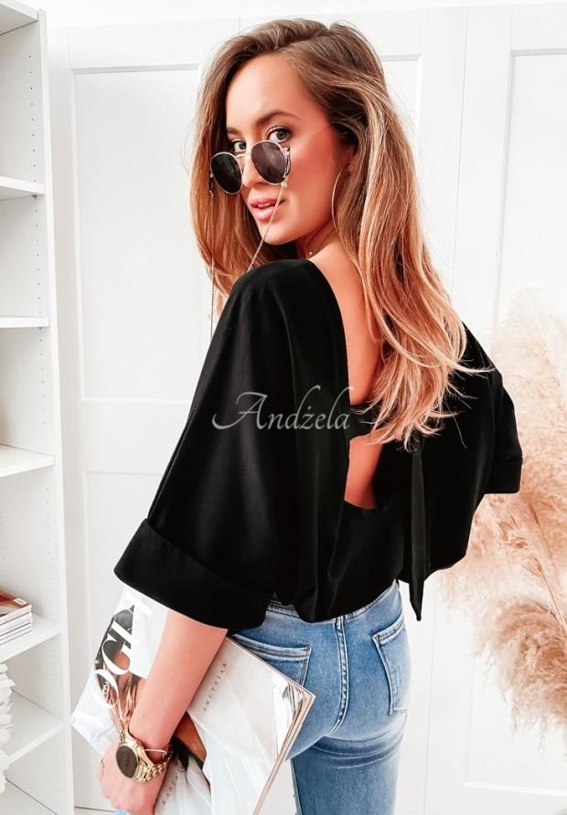 Bluzka Oversize Mirabel Black
