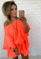 Sukienka Femina Neon Orange